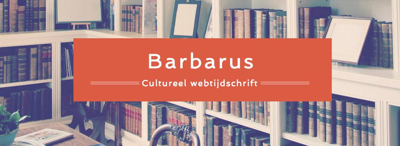 Interview Barbarus – Cultureel webtijdschrift