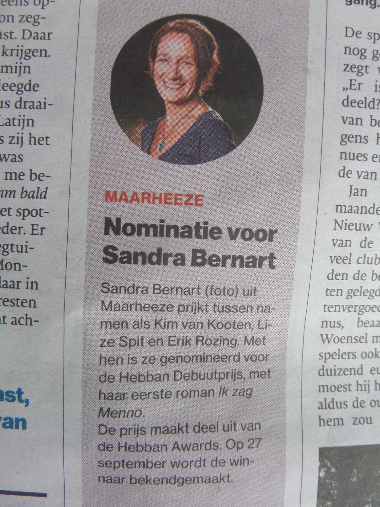 Eindhovens Dagblad 6 juli 2016