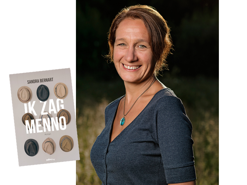 Auteur uit Maarheeze genomineerd voor beste debuutroman van 2016