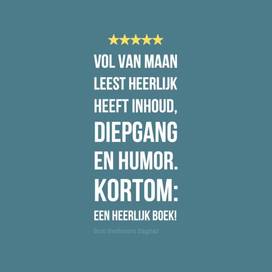 Recensie Eindhovens Dagblad